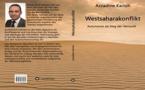 المهاجر الناظوري عز الدين قريوح يصدر كتابا بالألمانية حول نزاع الصحراء