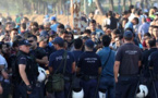 ناظوريون تورطوا في إشتباكات باليونان والسلطات غاضبة من ذلك