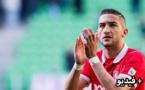 بالفيديو.. إبن الريف حكيم زياش يسجل هدفه التاسع في الدوري الهولندي هذا الموسم