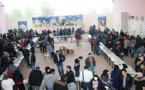 الحركة الثقافية الأمازيغية موقع وجدة تسدل الستار عن أيام الطالب الجديد