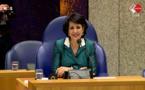 خديجة أريب مغربية تترأس البرلمان الهولندي لأول مرة