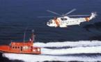 البحرية الإسبانية تطلق عملية بحث عن قارب مطاطي إنطلق من سواحل الناظور على متنه نساء و أطفال