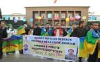 أمازيغ يحتجون أمام البرلمان بمناسبة تخليد السنة الأمازيغية الجديدة 2966