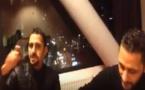 الكوميدي حسن ومحسن يتحدثان بالريفية