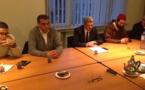تجمع مسلمي بلجيكا ينظم لقاء تواصلي مع مسؤولي إتحادات المساجد بالمنطقة الفلمنكية ببلجيكا
