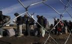 مقدونيا تجهز على حلم المغامرين بالهجرة عبر تركيا ببناءها لجدارا آخر على حدودها