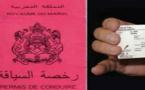 مغاربة إسبانيا يعانون مع رخص السياقة المغربية