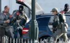 بالفيديو.. إطلاق نار في مداهمة لشرطة مكافحة الإرهاب في بروكسل