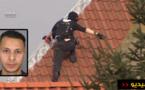 شاهدوا بالفيديو اللحظات الأولى لإعتقال الناظوري صلاح عبد السلام وإطلاق الرصاص ببروكسيل