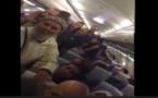 بالفيديو.. فوضى عارمة داخل طائرة بسبب تأخرها عن الاقلاع من أمستردام الى مطار العروي