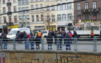بالصور.. جمارك بلجيكا تصادر منقولات عدد من حافلات النقل الدولي القادمة الى الناظور