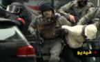 شاهد بالفيديو.. عملية إطلاق النار على إرهابي خلال إعتقال الناظوري صلاح عبد السلام بمولنبيك