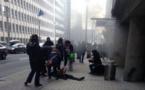 """تفجير محطة """"ميترو"""" ببروكسيل يودي بحياة عشرة أشخاص"""