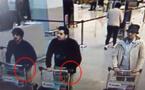 وسائل إعلام دولية تنشر صورة لثلاثة مشتبه بهم في هجمات بروكسل الإرهابية