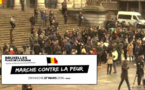 باالفيديو.. بلجيكا ترفض الخضوع للإرهاب وتدعو لمسيرة ضد الخوف
