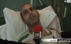 مغربي نجا بأعجوبة من تفجيرات بروكسيل وبترت قدمه لإنقاذه