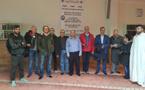 مسجد السنة بمالين يعقد ندوة صحفية ويندد بالأعمال الإرهابية التي ضربت بروكسيل