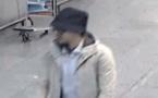 """بالفيديو.. المشتبه به """"صاحب القبعة"""" يبث الشك والحيرة لدى شرطة بروكسيل"""