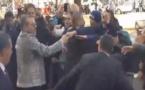 فيديو جديد.. حشود كبيرة لإستقبال الملك بهولندا