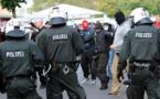إعتقال مغربية قاصر طعنت شرطيا ألمانيا و حاولت الالتحاق بداعش