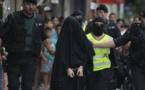 """إعتقال مغربي وإسبانية على صلة بتنظيم """"الدولة الإسلامية"""" أثناء محاولتهما الدخول الى المغرب"""