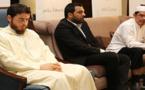 الداعية محمد زريوح يحاضر في ملتقى الشباب الإسلامي بتركيا