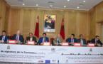 بالصور.. تفاصيل إتفاقية إطار التي وقعها رئيس جهة الشرق مع الوزارة المكلفة بالمغاربة المقيمين بالخارج