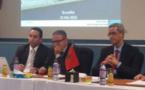 لقاء تواصلي لمسؤولي ميناء طنجة المتوسطي مع الجالية المغربية بالعاصمة البلجيكية بروكسيل