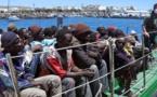 المغرب يتلقى تدريبا بحريا على كيفية التعامل مع موجة الهجرة السرية عبر سواحله