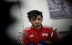 العشراوي إبن الحسيمة شقيق انتحاري بروكسيل يحرز لقب أوربا في التايكووندو