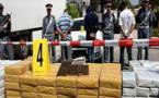 حجز 12 حقيبة مملوئة بالحشيش و 3 سيارات رباعية الدفع أثناء تفكيك شبكة للاتجار في المخدرات