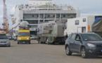 شخص هائج يهاجم ركاب حافلتين بمدينة ألميريا كانا في طريقها الى مدينة بني نصار
