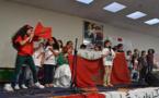 أطفال الجالية المغربية يتألقون في الحفل السنوي للغة العربية والثقافة المغربية ببلجيكاض
