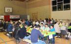 ريفيون ينظمون حفل إفطار جماعي لفائدة المسلمين من جنسيات مختلفة بمدينة اغنسبرغ بألمانيا