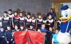 شباب ناظوري يشارك بمنتخب محلي في منافسات أشهر دوري كروي بإسبانيا يضم فرق من قارات العالم