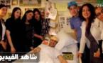 مؤثر.. استمعوا إلى قصّة مهاجر مغربي ببلجيكا عاش 20 عاما راقدا على سرير المرض