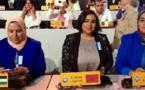 البرلمانية أمحير تدعو من باريس إلى الاقتداء بالنموذج المغربي في محاربة التطرف الديني