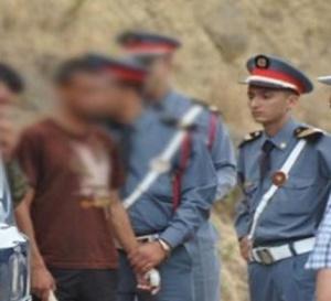 """الحكم بست سنوات سجنا نافذة على الملقب بـ""""الوجدي"""" الذي روع قرية أركمان"""