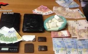 اعتقال مغربي يعرض المخدرات على زوار أسبوع الموضة بميلانو