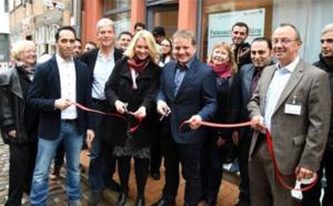 """افتتاح مكتب جديد شمال ألمانيا ضمن مشروع """"نحن كفلاء"""" لتقديم خدمات للاجئين"""