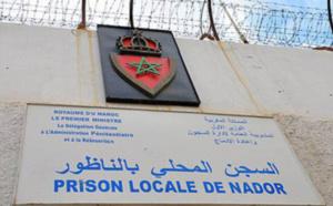 """إدارة السجن المدني بالناظور توضح بخصوص ما قيل أنه رسالة """"مسربة"""" هزّت مندوبية السجون"""
