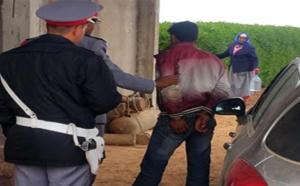 الدريوش.. الدرك الملكي يعتقل متهما بضرب وتعنيف زوجته تحت طائلة السكر