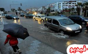 نشرة إنذارية.. عواصف رعدية و تساقطات مطرية بهذه المناطق اليوم الاثنين