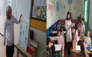 الجمعية المغربية لوقاية الفم والأسنان تنظم يوما تحسيسيا حول صحة الفم لفائدة التلاميذ بالناظور