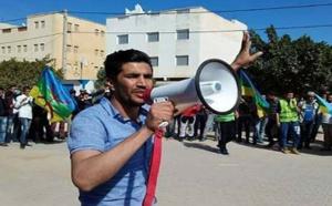 """المحامي خالد أمعز لناظورسيتي: إرجاء محاكمة معتقل الحراك """"أحمد سلطانة"""" بعد رفض تمتيعه بالسراح"""