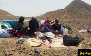 المغرب يستقبل السوريين العالقين بالجهة الشرقية على الحدود مع الجزائر