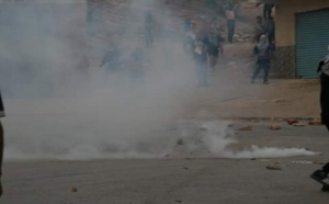 سعاد شيخي: حياة الأطفال و المرضى بالحسيمة  في  خطر بسبب الغاز المسيل للدموع