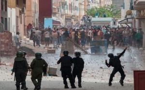 سلطات الحسيمة: ملثمون استفزوا الأمن بالمدينة وإصابة 39 فردا من القوات العمومية