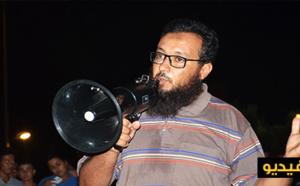 محمد الطيبي يحكي كيف تم إيقافه بالعروي اليوم وتفاصيل استنطاقه
