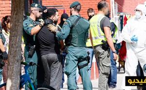 المعتقل الجديد على خلفية هجمات برشلونة الارهابية هاجر سرا من المغرب إلى إسبانيا وهو قاصر